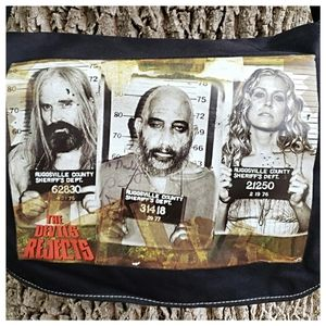 * RARE * Rob Zombie Devil's Rejects Messen…